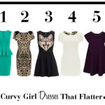 The Best Dresses for Curves