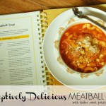 RECIPE: Meatball Soup by Deceptively Delicious