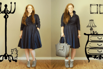 WHAT I WORE: Party Dress