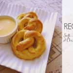 RECIPE: Soft Pretzels & Cheese Dip