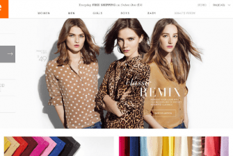 FASHION: Joe Fresh Launches Online Shopping