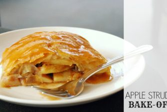 BAKE-OFF: Paula Deen's Apple Strudel