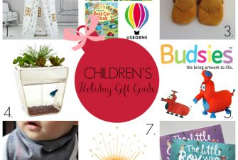 Holiday Gift Guide for the Babes