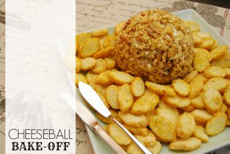 BAKE-OFF: Traditional Cheeseball