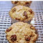RECIPES: Banana Raisin Muffins for baby