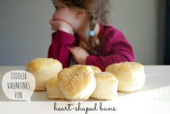 BAKING: Heart-Shaped Buns