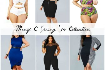 Plus-size fashion… oh how things have changed