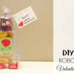 DIY: Robot Valentine's
