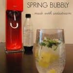 RECIPE Pineapple Mint Spring Bubbly + GIVEAWAY