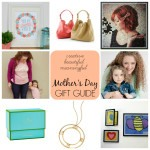 GIFT GUIDE: creatively beautiful mother's day gifts