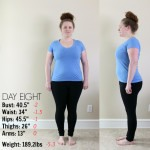 Weight Loss UPDATE :: Day 8