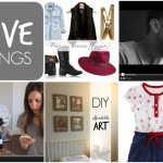 Five Things {Weekly Link-Up}