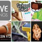 FIVE THINGS {weekly link-up}
