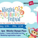 TRAVEL :: Whistler Children's Festival + GIVEAWAY