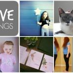 Five Things {Weekly Link Up}