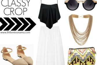 HOW TO :: wear a crop top