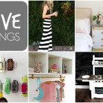 FIVE THINGS {genius ikea hacks}