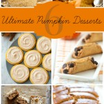 PUMPKIN PALOOZA: the best pumpkin desserts