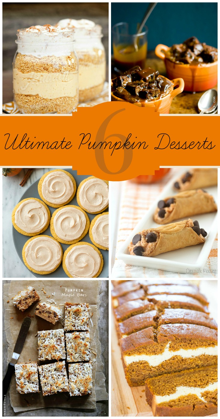 UltimatePumpkinDesserts