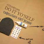 DIY: Embellished Toque