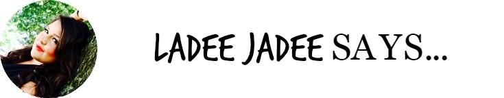 JadeSays