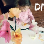 DIY: Coffee Filter Flowers