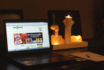 FAMILY: Grocery Shopping Online with Save-On-Foods
