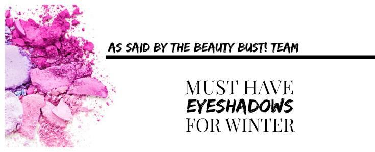 EyeShadowBEAUTYBUST
