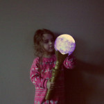 DIY: night time toddler torch