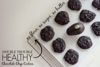 RECIPE: Double Trouble Chocolate Chip Cookies
