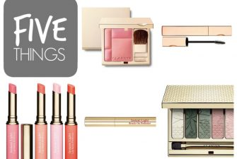 FIVE THINGS: Playing with Makeup