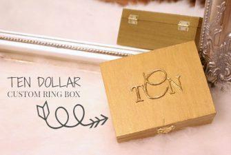 DIY: $10 Jewelry Organizer