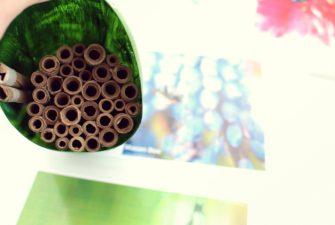 DIY: Mason Bee House