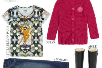 FASHION: Bambi Beautiful