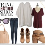 FASHION: Spring is near