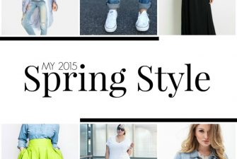 FASHION: You're the SPRING to my step!