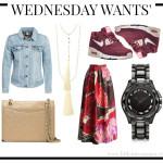 FASHION: Wednesday Want List