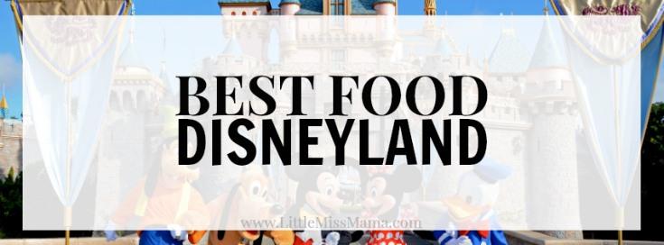 BestFoodDisneyland