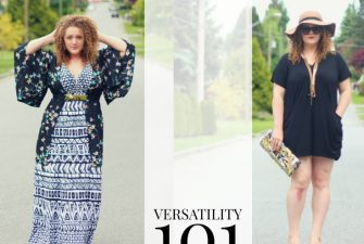 FASHION: Versatility with Hudson's Bay