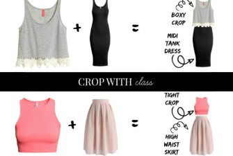 FASHION: How to CROP this Summer!