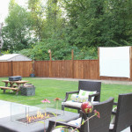 DIY: Backyard Movie Night