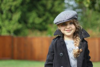{mini} FASHION: Cats & Paperboy Hats