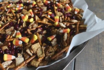 RECIPE: Pumpkin Spice Chex Mix