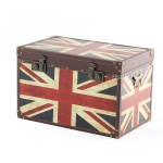 uk flag chest