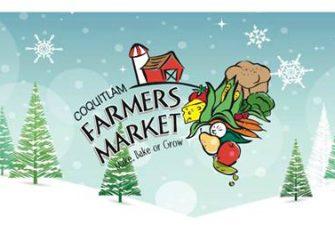 EVENTS: Christmas Farmers Market {coquitlam}