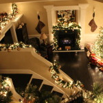 FAMILY: Christmas; at our home