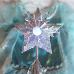 DIY: Ice Wand {elsa inspired}