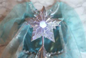 DIY: Ice Wand {elsa inspired}