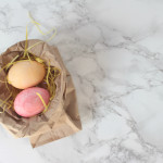 DIY: Dyeing Easter Eggs Naturally