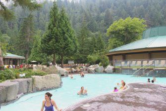 TRAVEL: Harrison HOT HOT HOT Springs